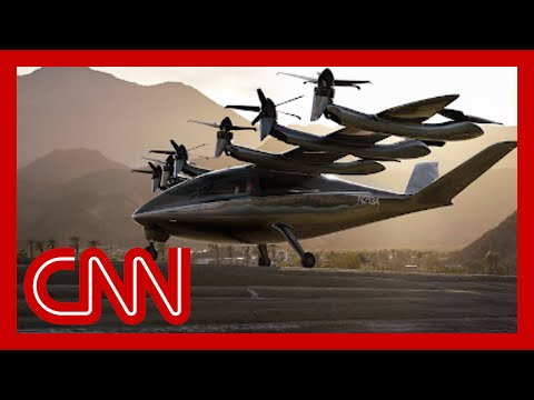 United Airlines to buy electric flying taxis in $1 billion partnership