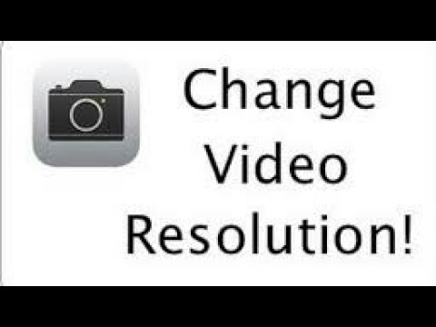 How To Change Video Resolution Or Quality On Your Android