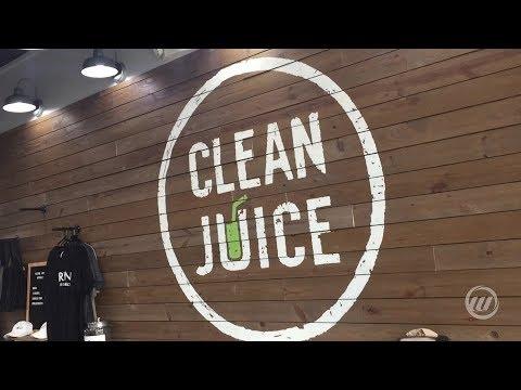 Food Trippin' Ep.9 - Clean Juice