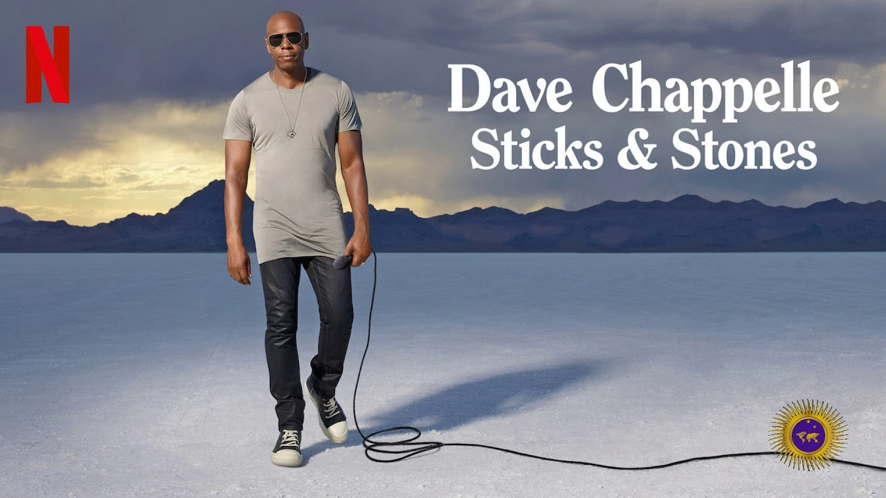 Dave Chappelle Exposed The Hypocrisy Of Hollywood In Sticks & Stones Comedy Special