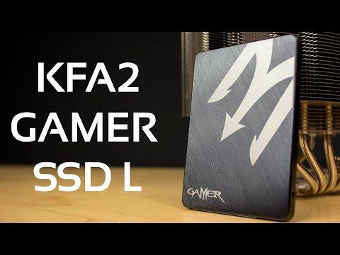 KFA2 GAMER SSD L 240Go : design et performant ? Avec Rue du Commerce