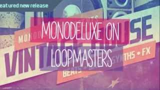 Deep House Samples - Monodeluxe Sample Packs