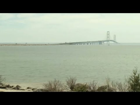 Mackinac Bridge Completely Closed to Through Traffic During Annual Labor Day Walk