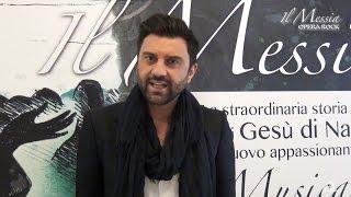Il Messia - Backstage, Francesco Baggetta