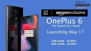 OnePlus 6 - OFFICIAL FIRST LOOK - Specifications - Price!!