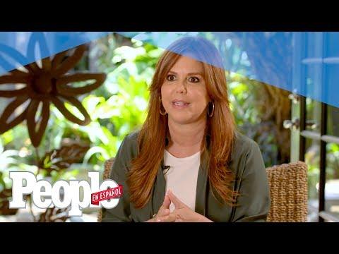 Maria Celeste Arrarás revela cómo su hijo descubrió que era adoptado | People En Español