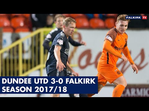 HIGHLIGHTS: Dundee United 3-0 Falkirk