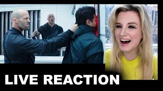Hobbs & Shaw Trailer 2 REACTION