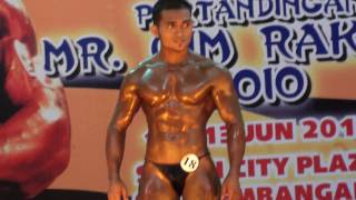 GR2010 New Talent: Muhammad Suhaimi Yusuff (Johor)