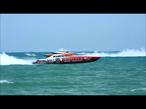 Thunder on Cocoa Beach | Offshore Superboat Racing Best Bits