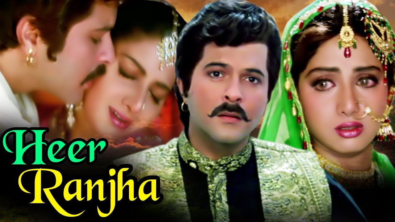 Image result for Heer Ranjha (1992)