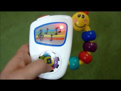 Review Baby Einstein Take Along Tunes Musical Toy Test Of