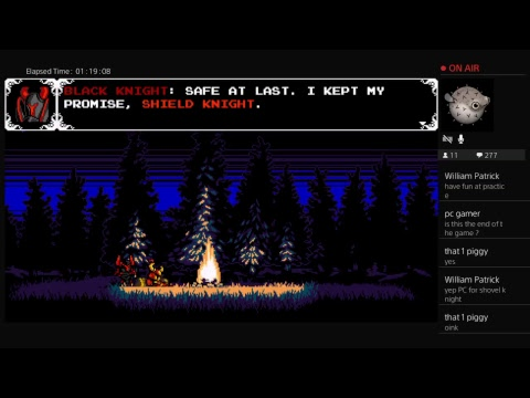 Shovel Knight (1st Play) _ Part 5 _ Tower of Fate