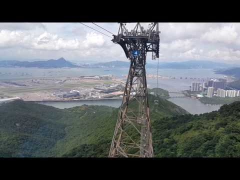 Copy of Cable ride in hong kong.