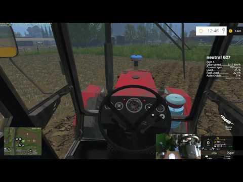 Farming Simulator15 Dary Kavkazu #3 prva uroda ja zasiata SK Lets Play[720p 60fps]