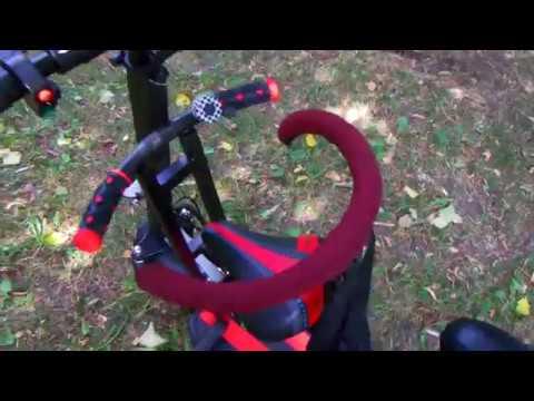 Детское кресло и обзор электросамоката Kugoo M3