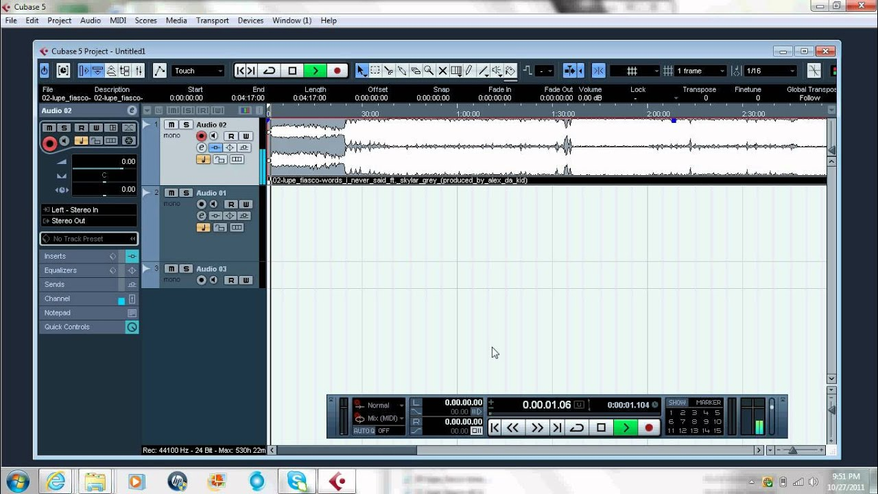 Download How to Record on Cubase (BASIC TUTORIAL)