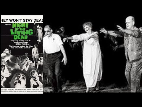 Night of the Living Dead 1968 - Best Quality - Horror/Zombie: With Subtitles
