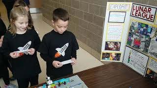 FLL Jr Lunar League 2018 Project Presentation