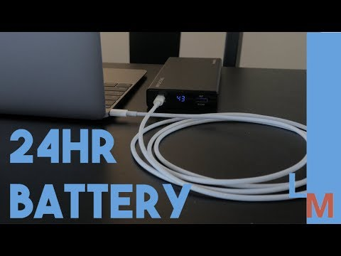 Get 24 Hour Battery Life On Your MacBook With An External Battery!