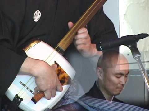 """""""Tsugaru shamisen""""  YU TAKAHASHI"""