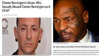 Mike Tyson Opens Up About sexual abuse+ did sexual abuse lead to Chester Bennington death?