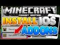 How to Install Addons for iOS Minecraft Pocket Edition (iPhone & iPad)