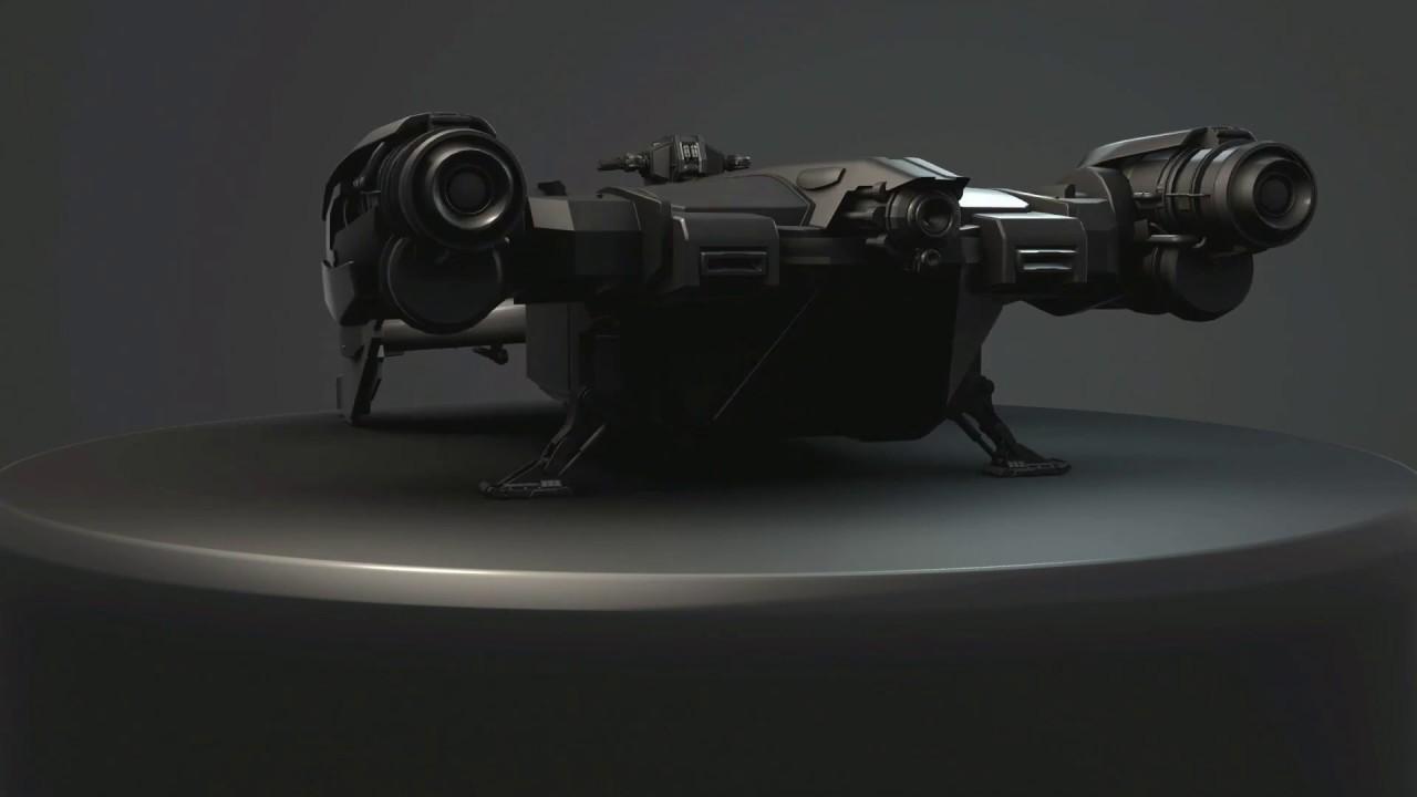 Star Citizen : New Drake Cutlass (Reworked) - YouTube