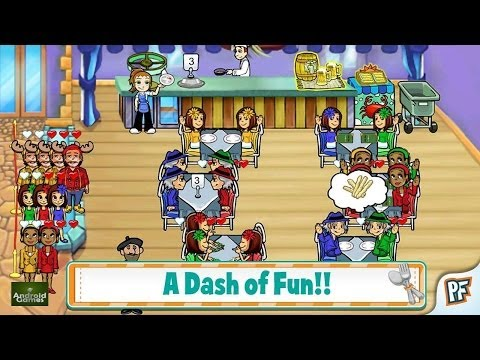 Diner Dash Preview HD 720p