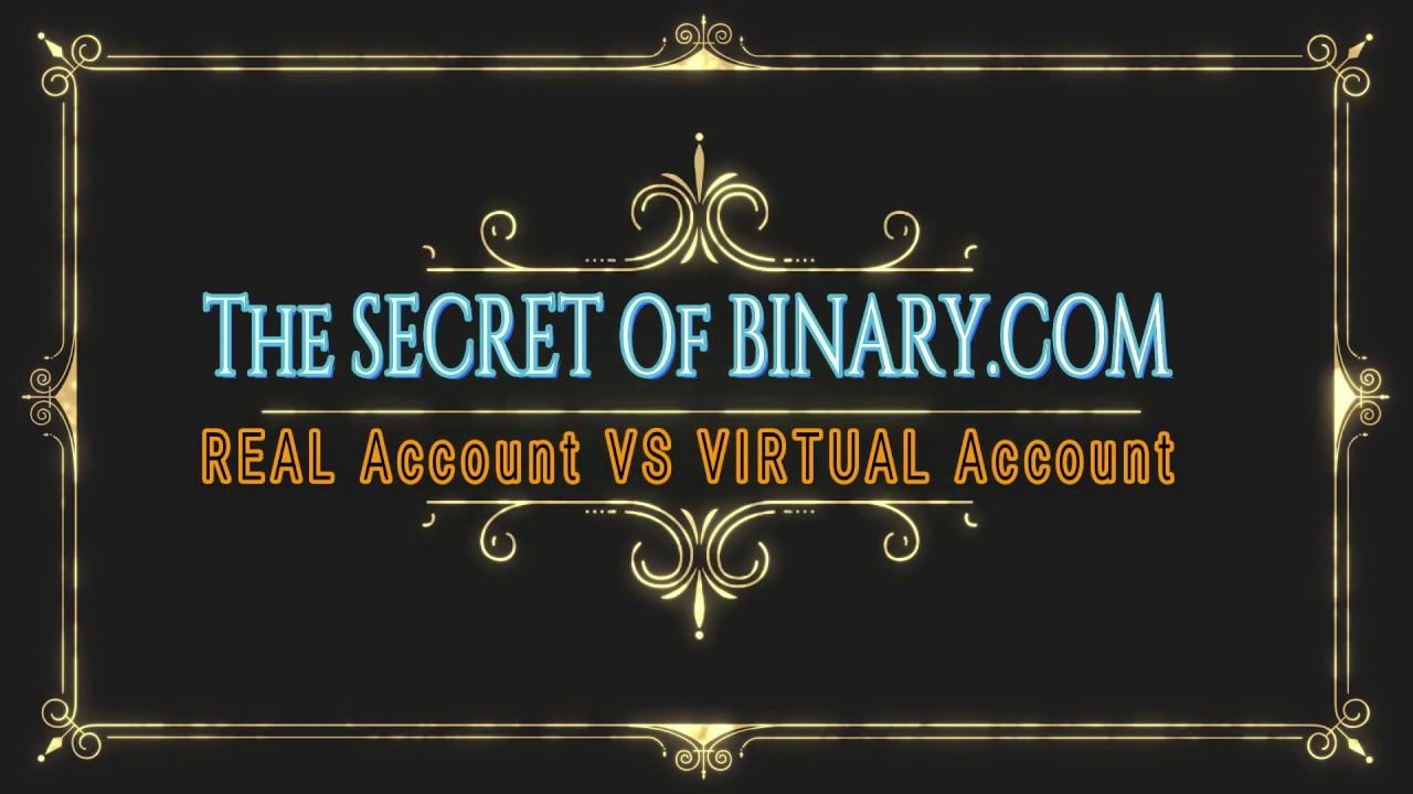 Penjelasan Trading Rise/Fall Binary di Akun Real VS Akun ...