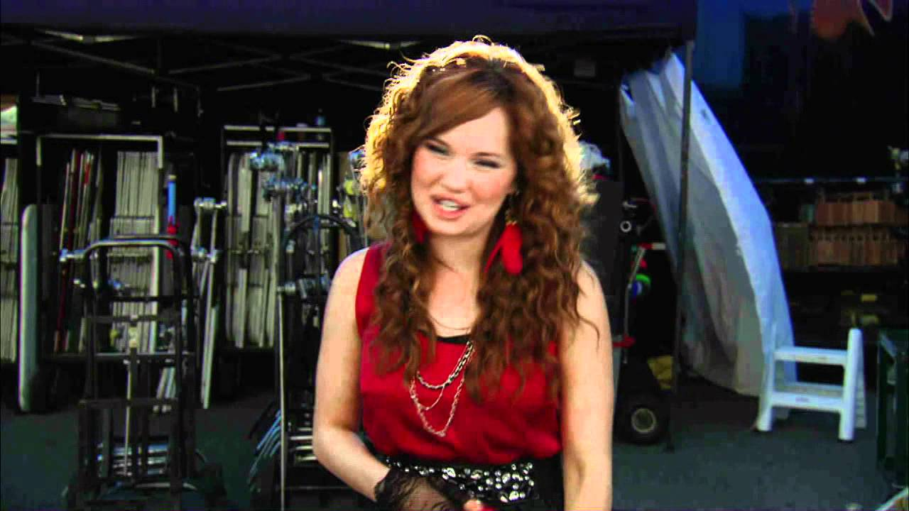 """Radio Rebel"" Featurette - From PROM to MORP - Debby Ryan ..."
