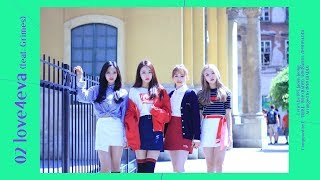 "[Preview] 이달의 소녀 yyxy (LOONA/yyxy) Mini Album ""beauty&thebeat"""