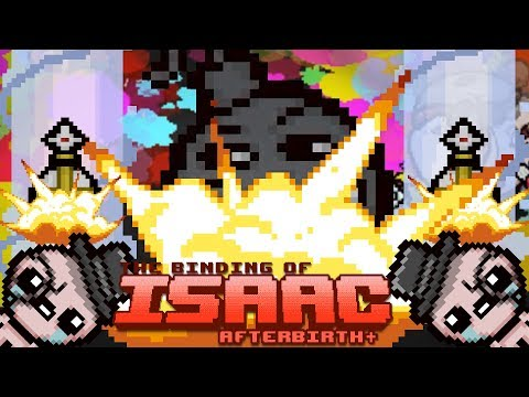 The Binding of Isaac Afterbirth Plus | Holysplosion! | Popular Synergies!