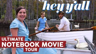 The ULTIMATE Notebook Tour | Fun Facts and Most Iconic Scenes | Hey Y'all