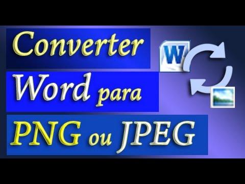 converter word em jpg