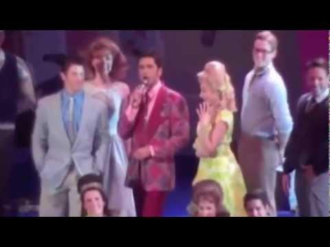 Hairspray 2011 Hollywood Bowl Nick Jonas part 1