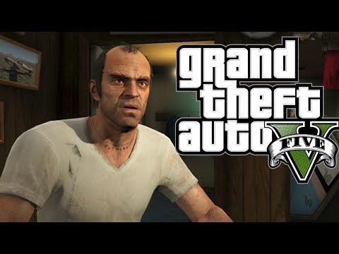 GTA V #8 - Prazer, Eu sou Trevor... Trevor Phillips!