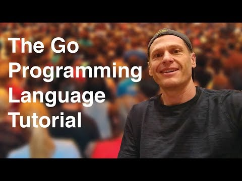 Go Programming Tutorial - Silicon Valley Code Camp