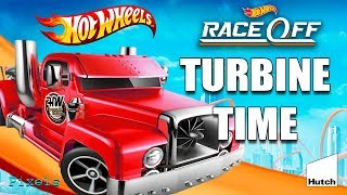 Hot Wheels Race Off - Turbine Time Unlocked