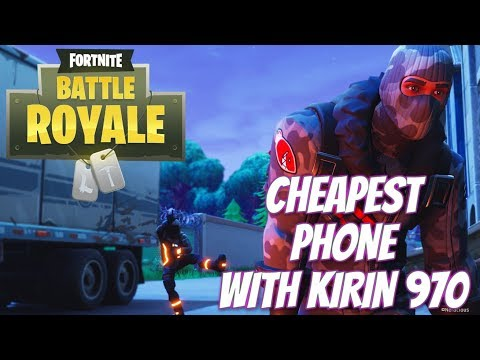 Cheapest Kirin 970 gaming smartphone for Fortnite Game? Huawei Honor Play worth buying?