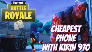 Cheapest Kirin 970 gaming smartphone for Fortnite Game? Huawei Honor Play worth buying?