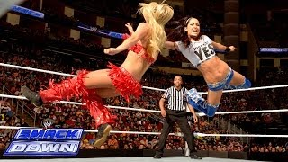 The Bella Twins vs. Natalya & Summer Rae: SmackDown, March 21, 2014