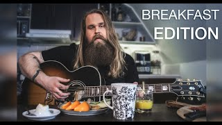 Chris Kläfford - Ocean Eyes, Kitchen Session (Breakfast Edition) Episode 12