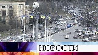 На Украине обещают объявить официальные итоги первого тура выборов президента.