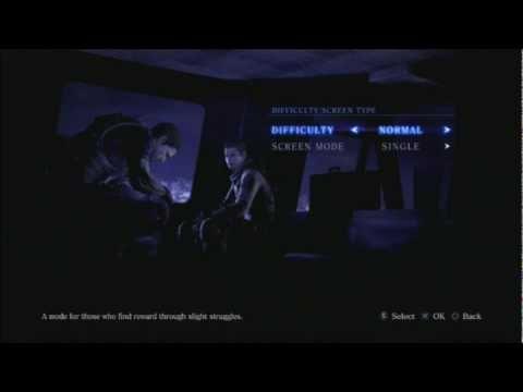 Музыка из игры resident evil 6