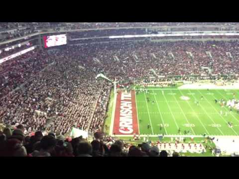 2016 Iron Bowl - Rammer Jammer + Alabama Fight Song