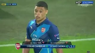 The Ox Cameo That Caught Klopp