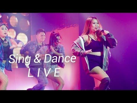 FAN FEST SOLO PERFORMANCE Bang Bang - Jessie J & Cebuana - Karencitta