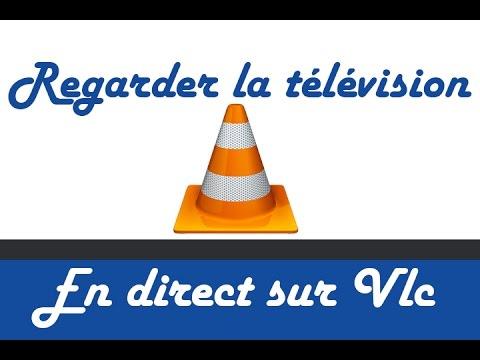 Regarder la TV en direct sur son PC depuis VLC