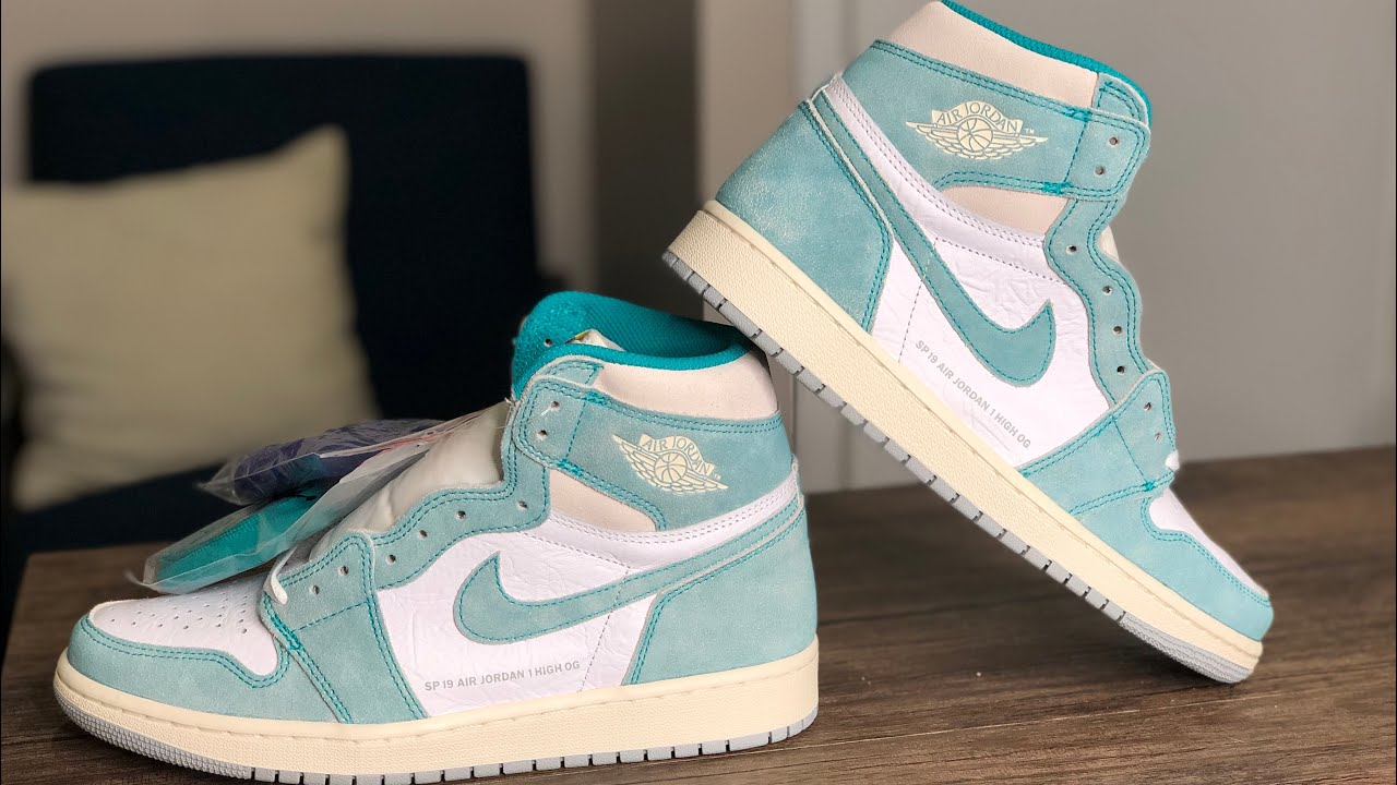 79f6b45e35bb Air Jordan 1 Turbo Green Detailed Review and ON FOOT! MUST COP ...